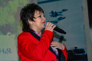 Жінок Полтавського обласного ТЦК та СП привітали артисти Полтавської обласної філармонії.