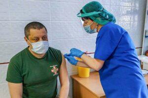 Долучаємося до загальнодержавної вакцинації від коронавірусної загрози.