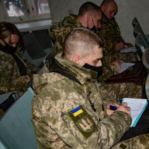Проведено заняття з інструкторами відділень рекрутингу.