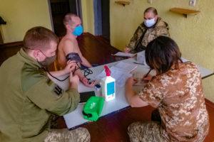 У Полтаві розпочалися збори оперативного резерву першої черги